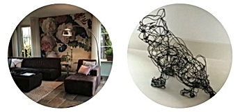 interieur advies, foto behang, kleuradvies, accessoire styling, design, de inrichter