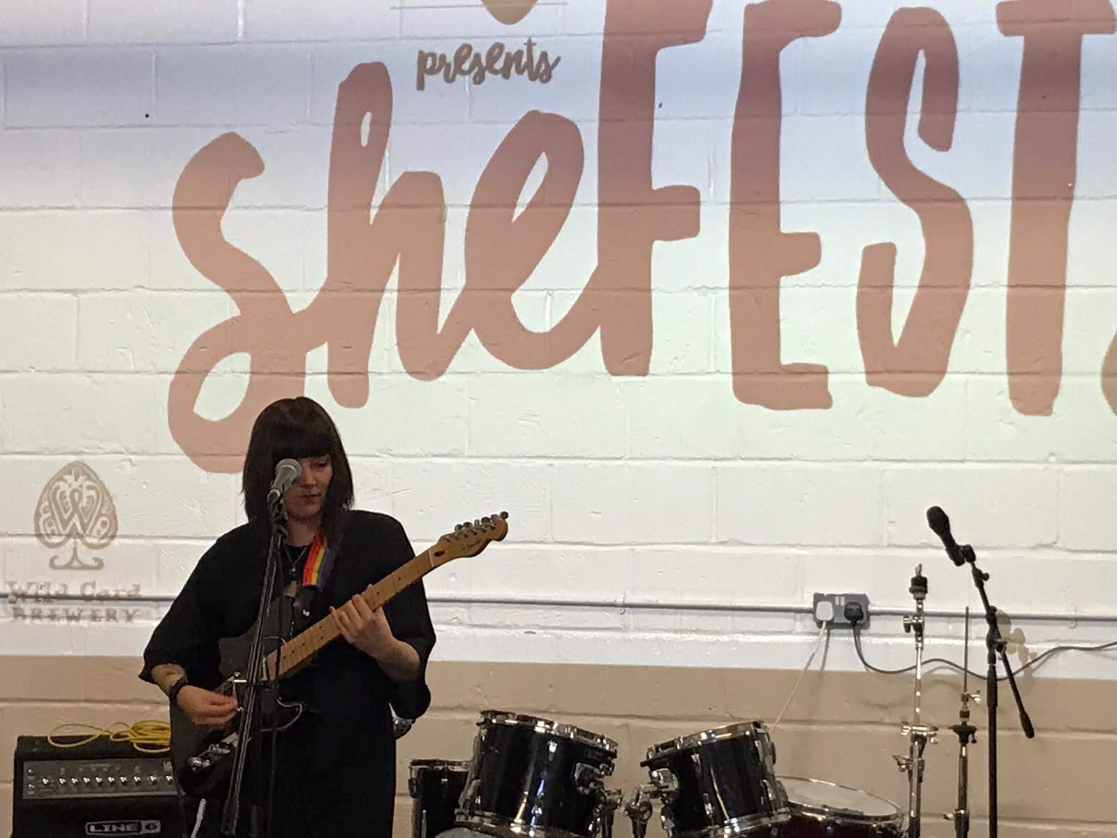 Live @ Shefest#7