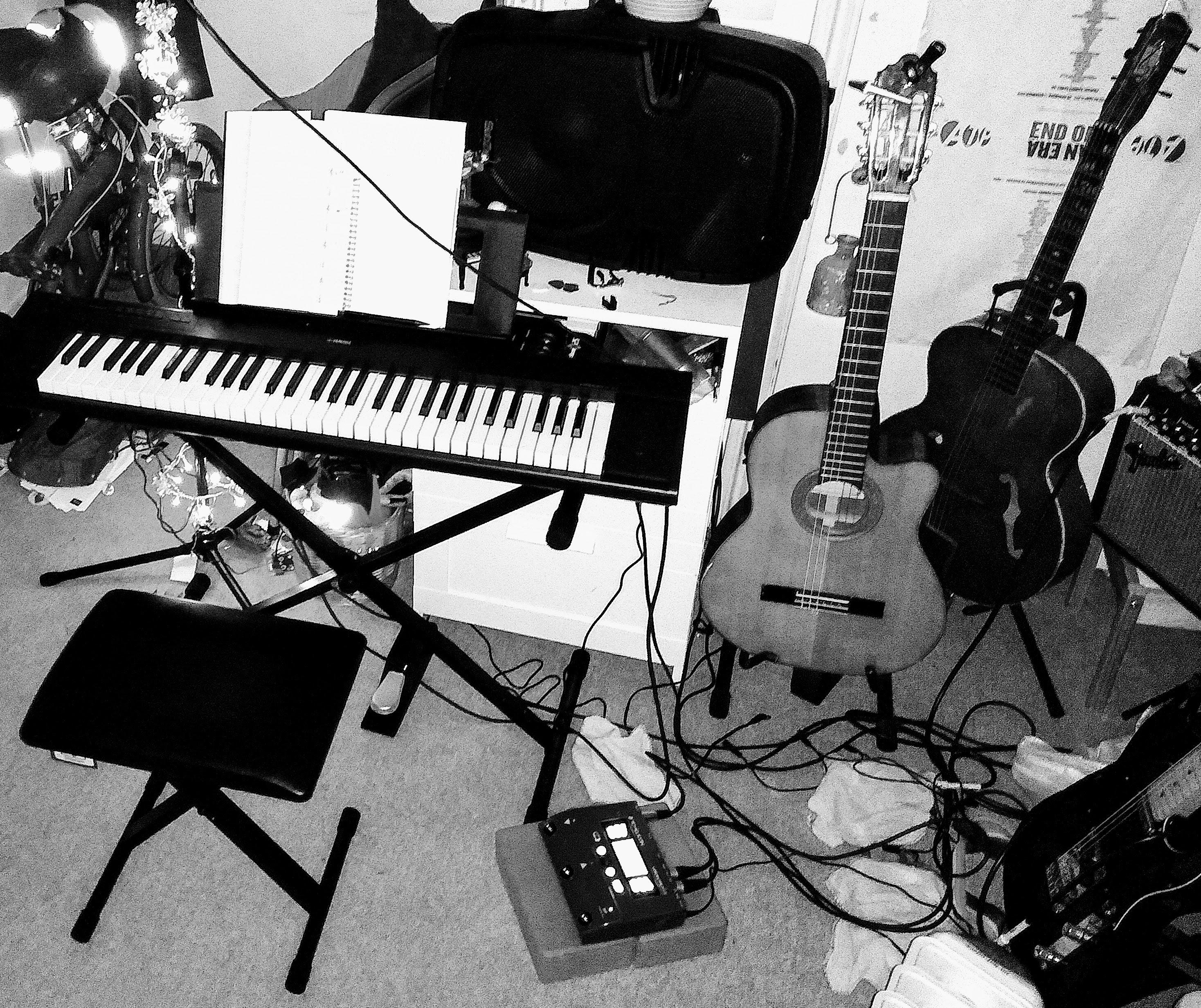 Musical chums