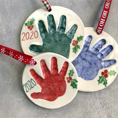 Gift Certificate: Ornament