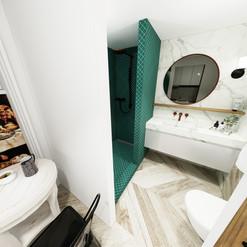Loft Studio Bathroom