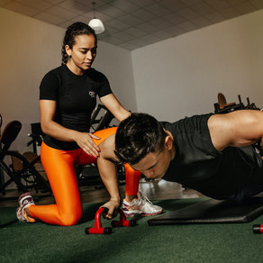 Fitness: Personal trainer