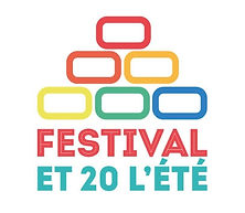 Logo du festival ET 20 L'ÉTÉ
