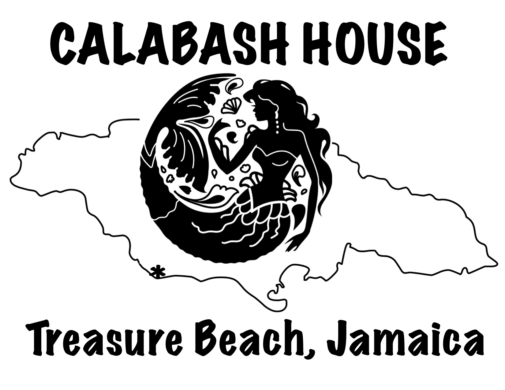 Calabash house logo