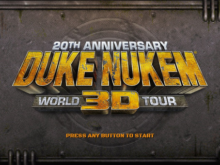 Game Review #527: Duke Nukem 3D: 20th Anniversary World Tour (Nintendo Switch)