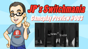 Gameplay Video Preview #003: Town of Light (Nintendo Switch)