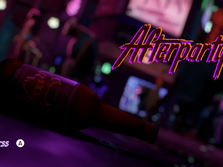 Game Review #516: Afterparty (Nintendo Switch)