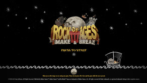 Game Review #544: Rock of Ages 3: Make & Break (Nintendo Switch)