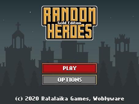 Game Review #503: Random Heroes: Gold Edition (Nintendo Switch)