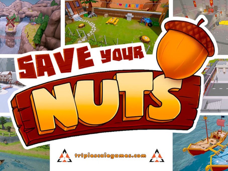 Game Review #498: Save Your Nuts (Nintendo Switch)
