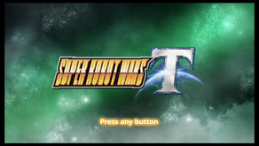 Gameplay Video Preview #001: Super Robot Wars T (Nintendo Switch)