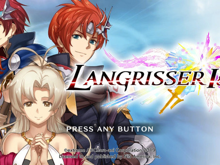 Review #525: Langrisser 1 & 2 (Nintendo Switch)