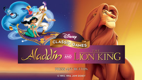 Game Review #449: Disney Classic Games: Aladdin and The Lion King (Nintendo Switch)