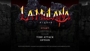 Game Review #494: La Mulana 1 & 2 (Nintendo Switch)