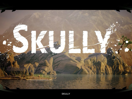 Game Review #543: Skully (Nintendo Switch)