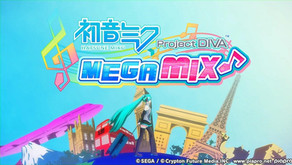 Game Review #542: Hatsune Miku: Project DIVA Mega Mix (Nintendo Switch)