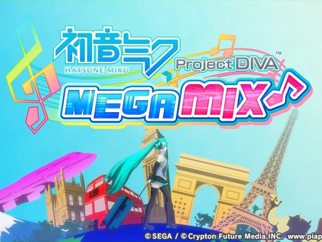 Game Review #542: Hatsune Miku: Project DIVA Mega Mix (Nintendo Switch)