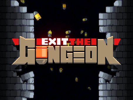 Game Review #520: Exit the Gungeon (Nintendo Switch)