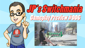 Gameplay Video Preview #006: Disaster Report 4: Summer Memories (Nintendo Switch)