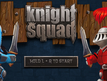 Game Review #522: Knight Squad (Nintendo Switch)