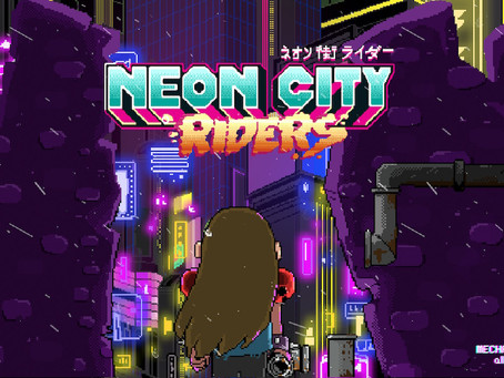 Game Review #507: Neon City Riders (Nintendo Switch)