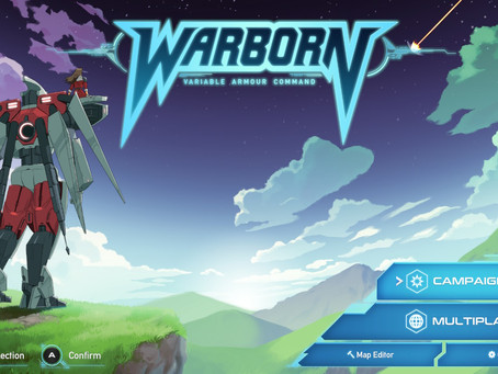 Game Review #524: Warborn (Nintendo Switch)