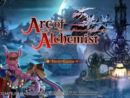 Game Review #501: Arc of Alchemist (Nintendo Switch)