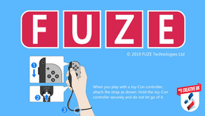 Software Review #001: FUZE4 (Nintendo Switch)