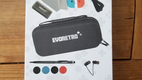 Product Review #018: EvoRetro Essential Starter Kit (Nintendo Switch)