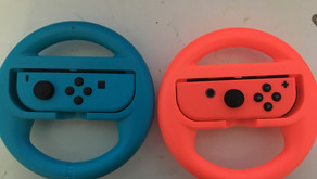 Product Review #014: EvoRetro Steering Wheels for Nintendo Switch (4-Pack)