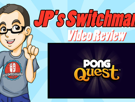Video Review #002: Pong Quest (Nintendo Switch)