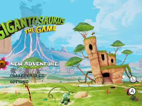 Game Review #504: Gigantosaurus The Game (Nintendo Switch)