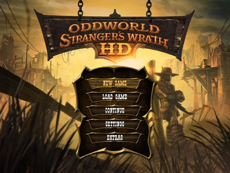Game Review #523: Oddworld Stranger's Wrath HD (Nintendo Switch)