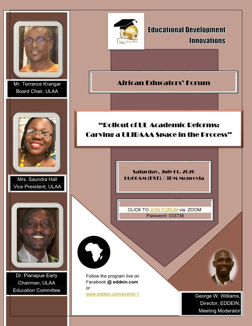 6th African Educators' Forum