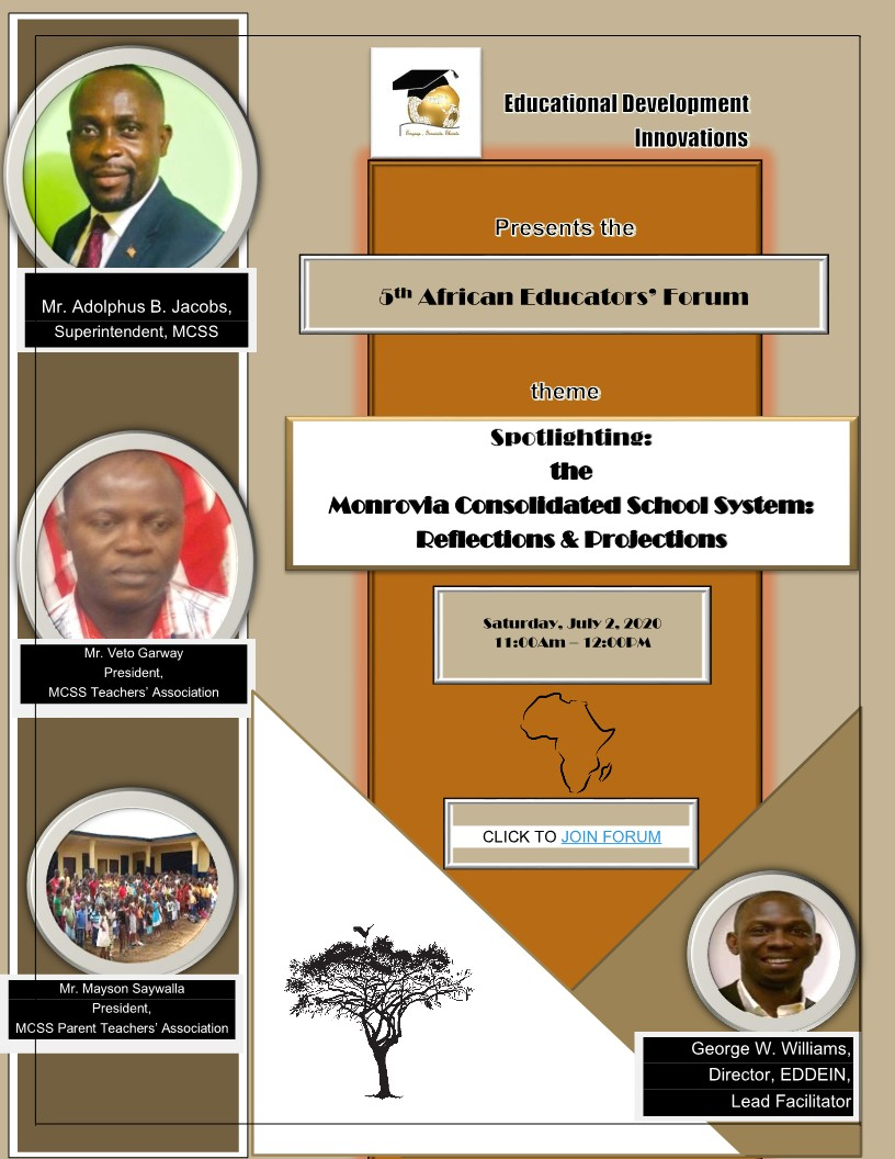 5th African Educators' Forum