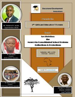 5th African Educators' Forum