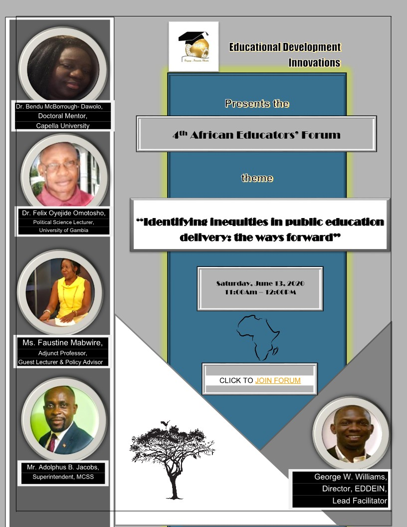 4th African Educators' Forum