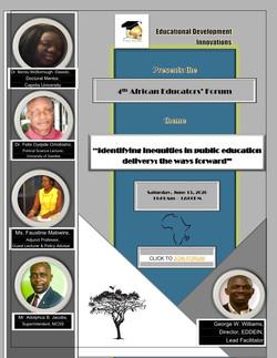 4th African Educators' Forum