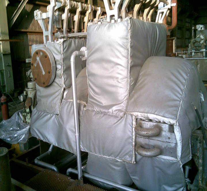 REMOVABLE FABRIC INSULATION