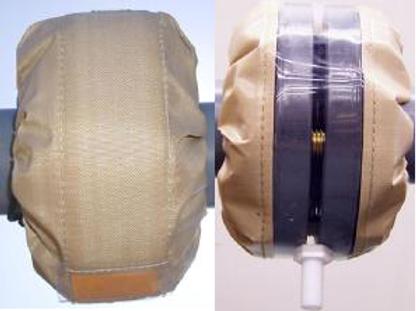 Flange Spray Shield