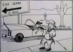 Magazine Cartoon