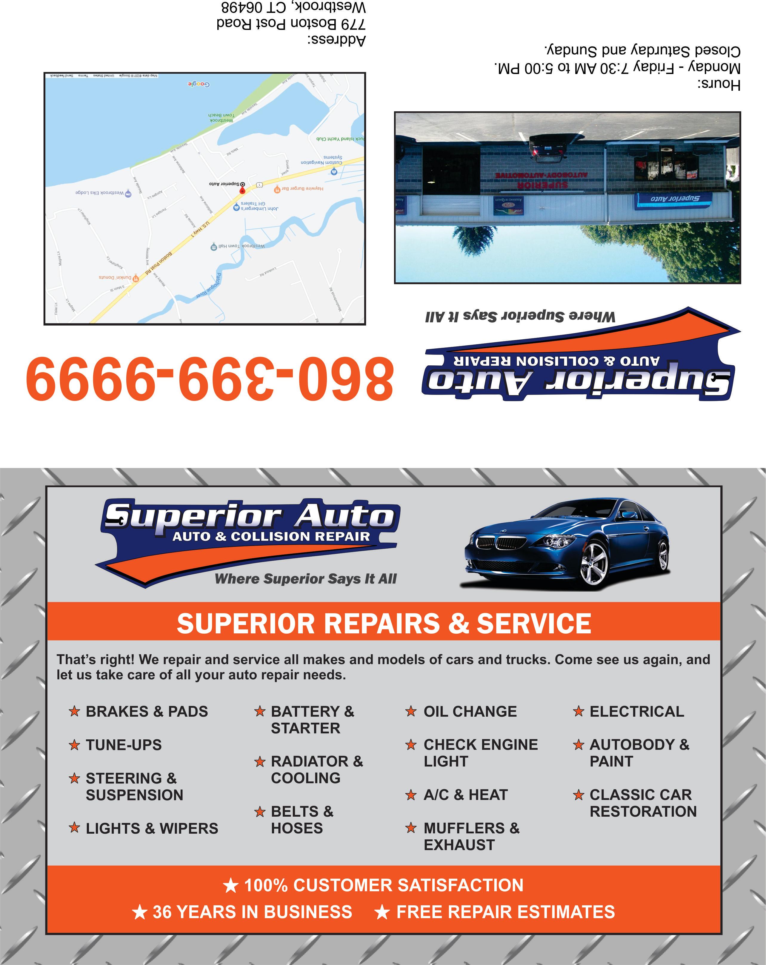 Superior Auto Mailer