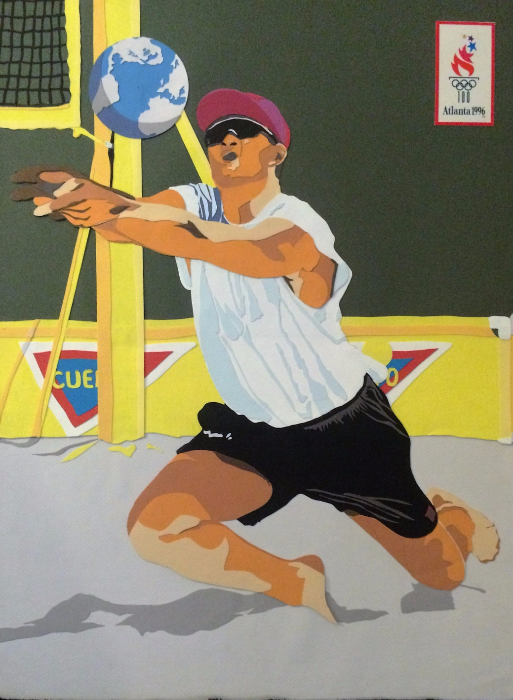 Atlanta Olympic Game Poster