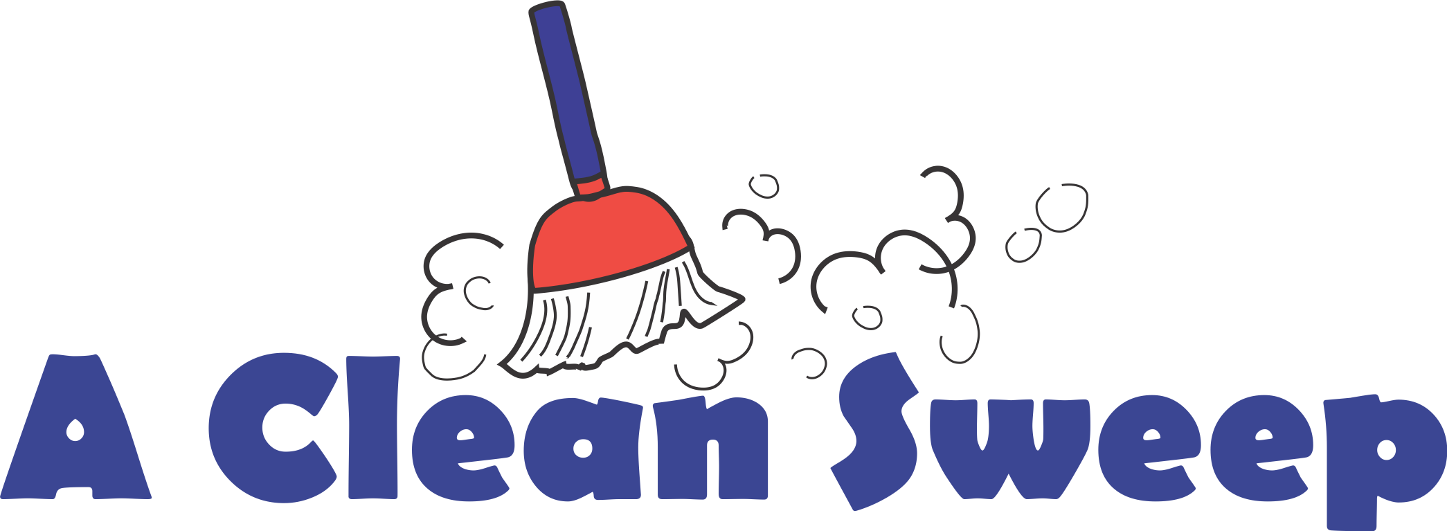 A Clean Sweep Logo