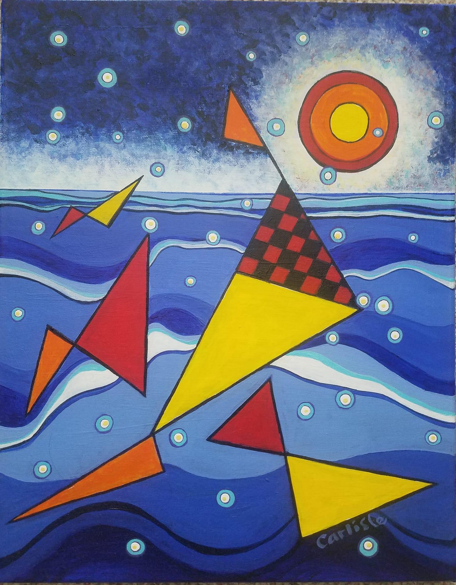 Racing Sunfish