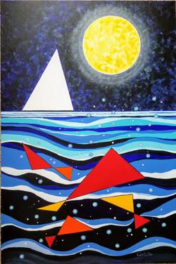 Sail Under the Moon