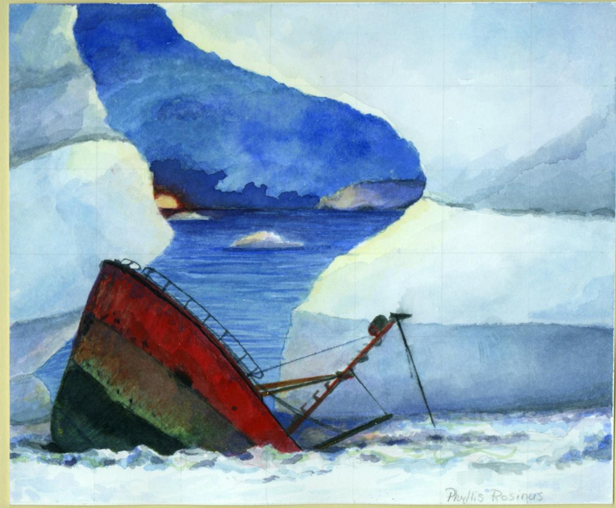 Acrtic Shipwreck