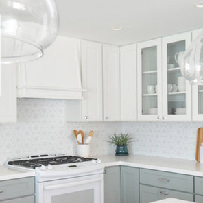 What are the steps of a Kitchen Remodel?