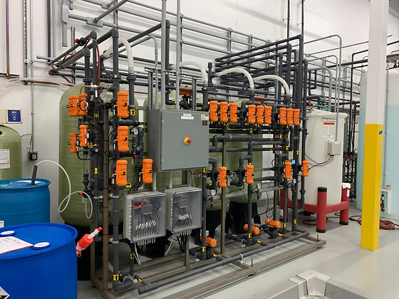 ION EXCHANGE SYSTEM/RO System/Electro Winnning System