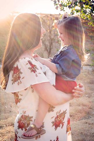 maternity and sibling photo